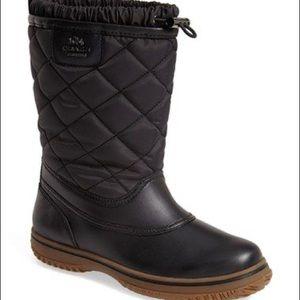 NWOT COACH Samara Boots